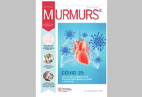 Murmurs Newsletter Issue 36 (Jan – Apr 2020)