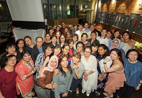 More than 240 Educators Recognised at the SingHealth Academy Educators Night 2019