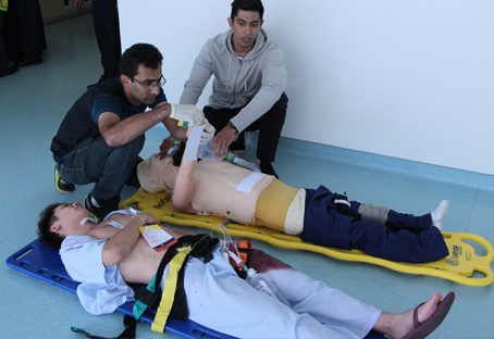 A Tripartite Medical Simulation Partnership: Pre-Hospital Acute Care Course (PACC)