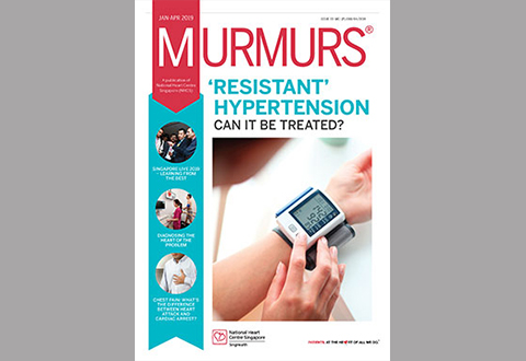 Murmurs Issue 33 (Jan – Apr 2019)
