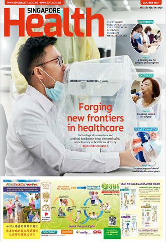 Singapore Health Jan-Feb 2021 Issue
