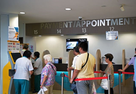 Pay healthcare bills in Singapore by scanning universal QR code
