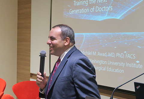 The Changing Landscape of Medical Education : Lessons from the US